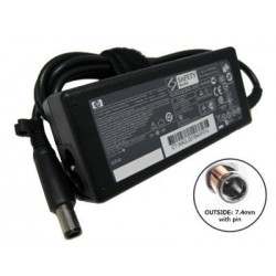 Cargador Original HP Pin al centro 65Watts